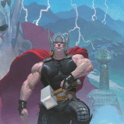 Thor God of Thunder 1 Featured