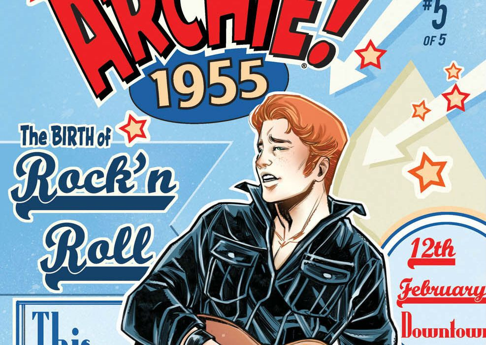 Archie 1955 5 Featured