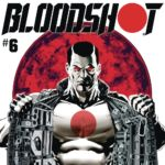 "Exclusive Art Process: ""Bloodshot"" #6 from Script to Colors"