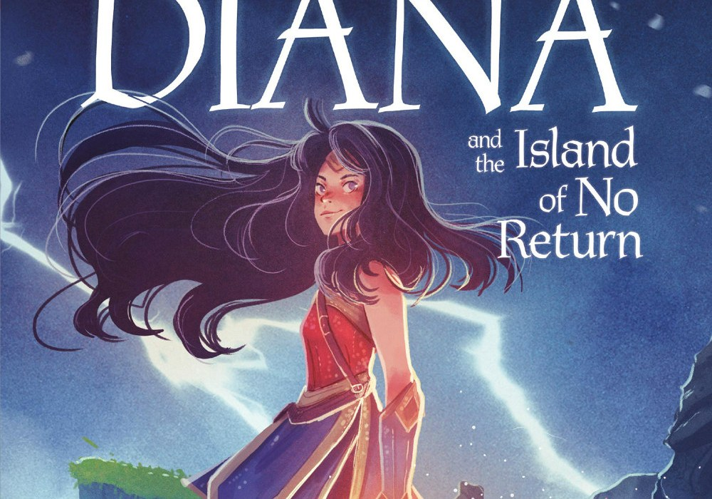 Diana and the island of no return Featured