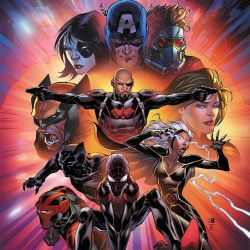 Marvel's Voices #1 Featured