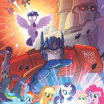 """IDW Announces """"My Little Pony / Transformers"""""""
