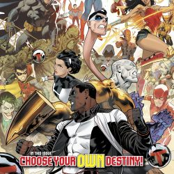The Terrifics #25 featured