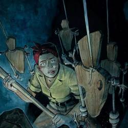 Feature: Tales from Harrow County: Death's Choir #4 (variant cover)