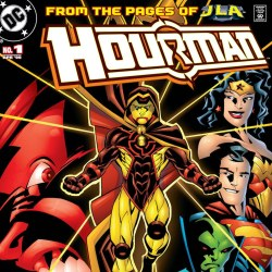 Hourman 1 Featured