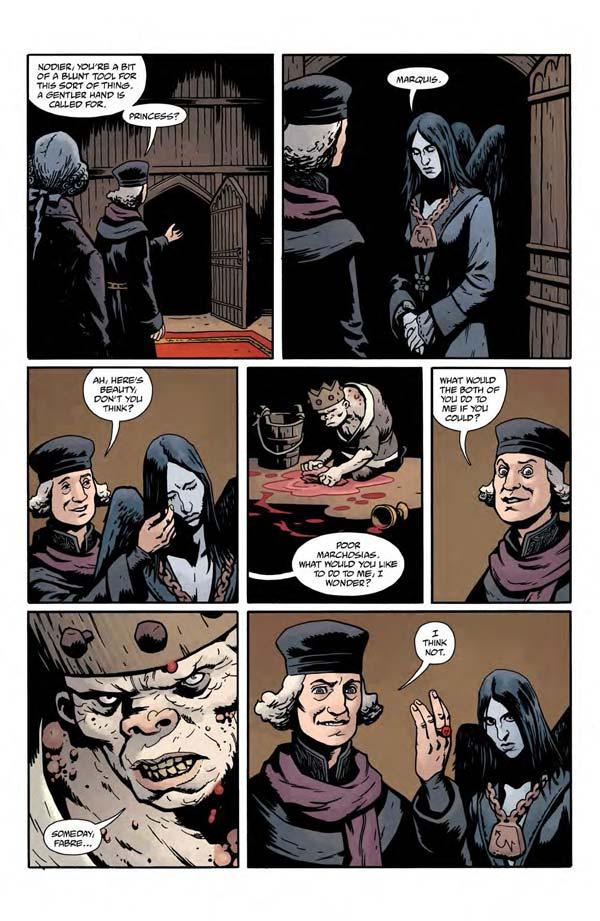 """""""Frankenstein Underground"""" #1 page 11"""