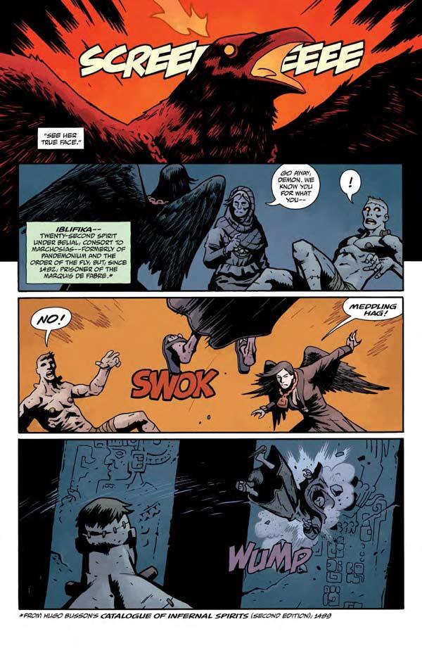 """""""Frankenstein Underground"""" #1 page 15"""