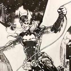 Jim Lee Stephanie Brown Batgirl Featured