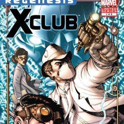 X-Club #1 Featured