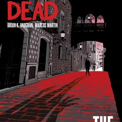 The Walking Dead The Alien Cover Featured