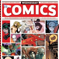 Wednesday Comics featured