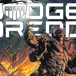 Judge Dredd Megazine 421 Featured