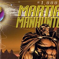 Martian Manhunter One Million Featured