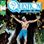 """The Question"" (1987) #9-12"