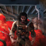 "Keanu Reeves Making Comic Book Debut With Matt Kindt and Alessandro Vitti on ""BRZRKR"""