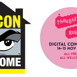 comic-con-at-home-thought-bubble-logos