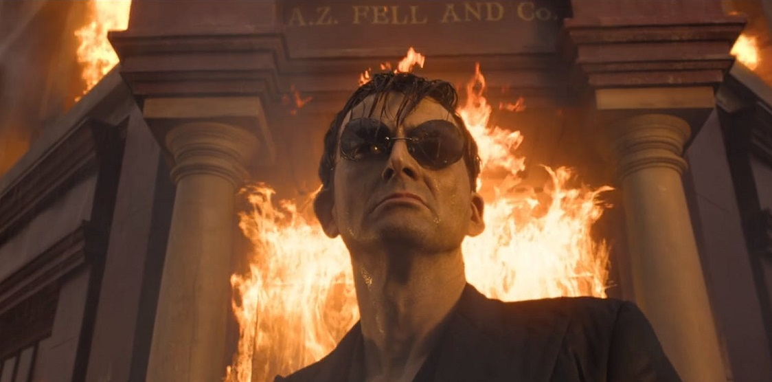 """Five Thoughts on Good Omens' """"The Doomsday Option"""""""