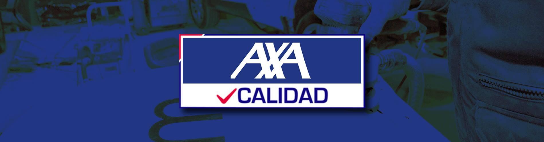 Talleres de chapa y pintura  concertados con AXA - Palma de Mallorca