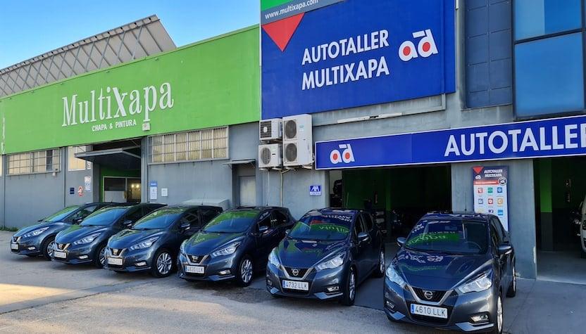 Seguimos creciendo e innovando | Multixapa, taller de chapa y pintura en Palma de Mallorca
