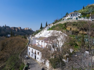 From the Sacromonte.