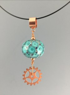 Blue & Copper Steampunk