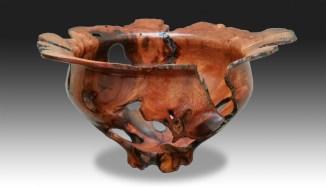 Mesquite Vase 4