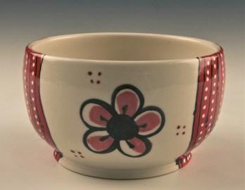 Plumflower Bowl