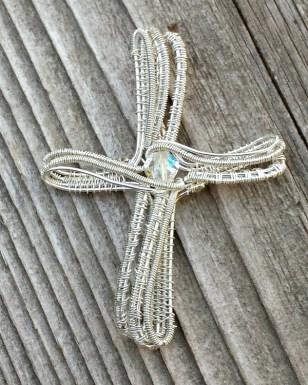 Woven Cross