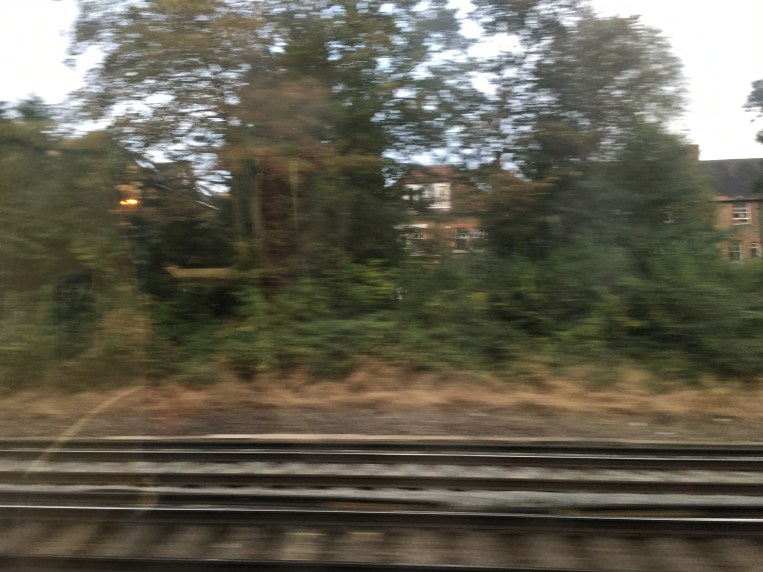 way back from Brighton