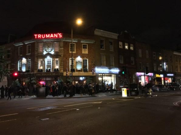 Truman's crossing