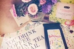 Mum's Auszeit: Drei tolle Tees für den Herbst