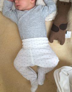 Babys Erstausstattung