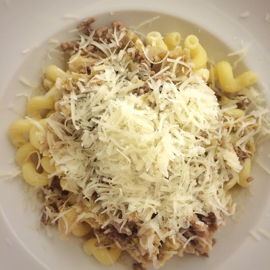 wirsing pasta rezept