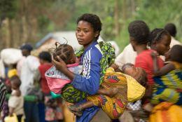 Mums des Monats: Frauen auf der Flucht