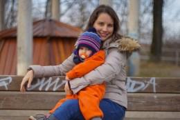Mum des Monats: Münchner Mädchenmama Julia