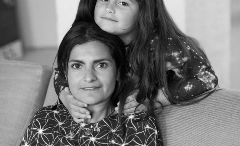 Mum des Monats: Lala Berlin Gründerin Leyla Piedayesh