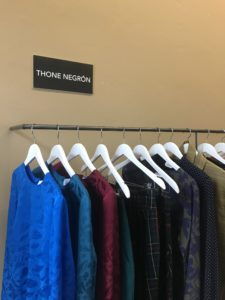 Thone Negron, German Press Days