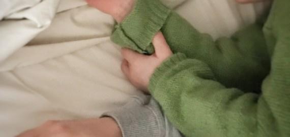 I made it! Einschlafbegleitung von Kleinkind und Baby im Familienbett