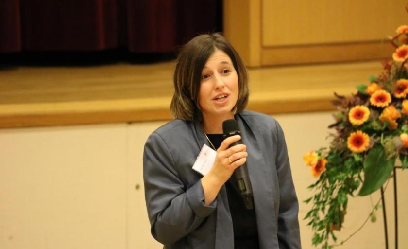 Denise Kapp: Ehrenamt macht glücklich