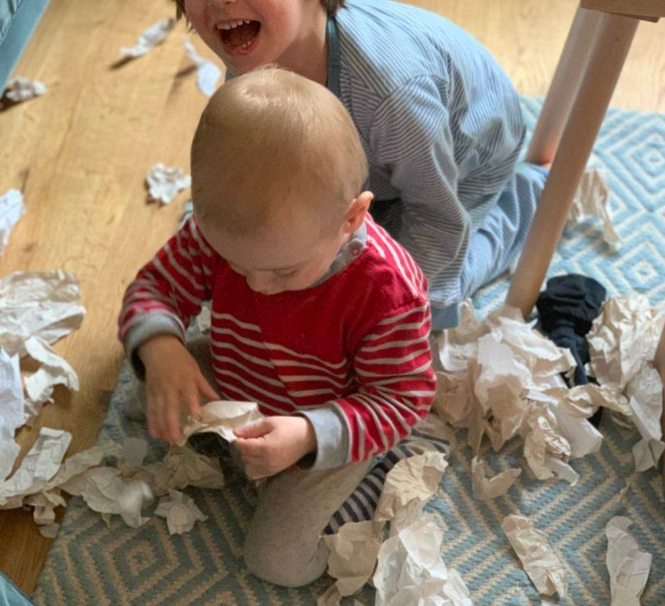Kinder Chaos