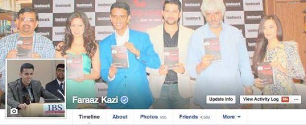 Faraaz Kazi The Other Side