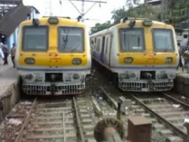 Mumbai Local Train the life line of Mumbai