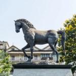 Kala Ghoda Statue