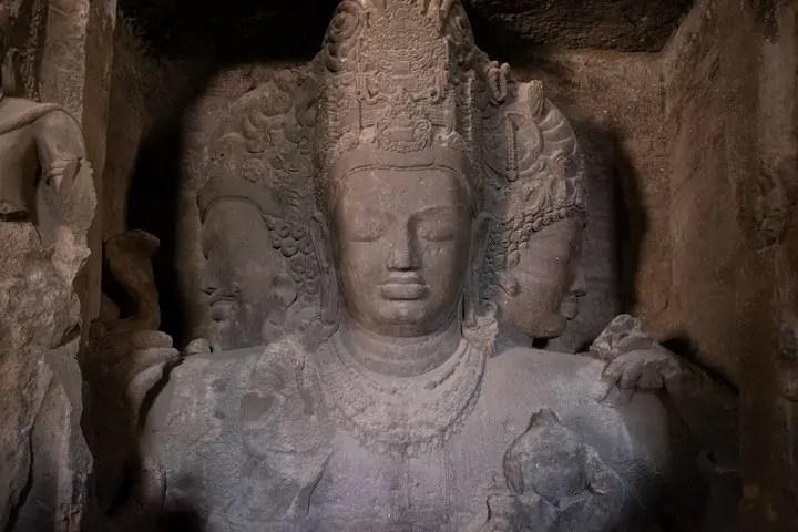 Trimurthi Mumbai caves