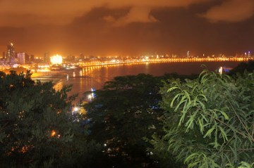 Mumbai Night view