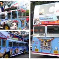 Mumbai Darshan By Bus