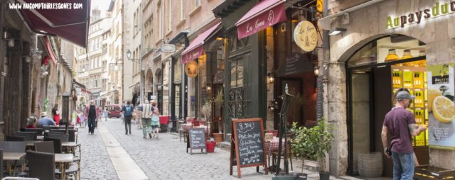 An evening in Lyon, France 5