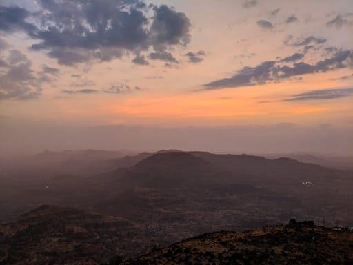 Night Trek at Kalsubai Peak, Maharashtra 1