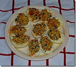 Mike's Deviled Eggs