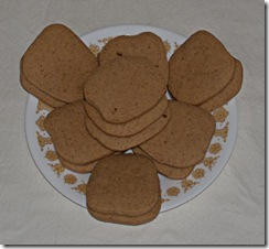Butterscotch / Cinnamon Refrigerator Cookies
